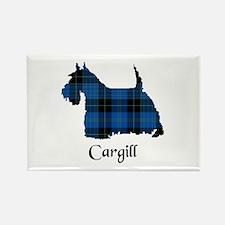 Terrier - Cargill Rectangle Magnet