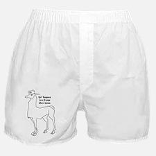 Spit Happens Boxer Shorts