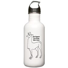 Spit Happens Water Bottle