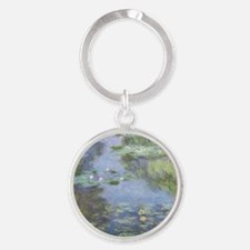 Water Lilies Keychains