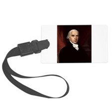 James Madison Luggage Tag