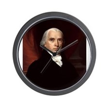 James Madison Wall Clock