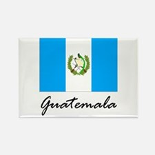 Guatemala Rectangle Magnet