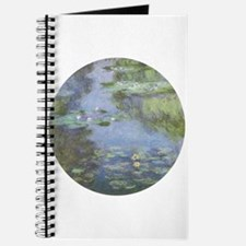 Water Lilies Journal