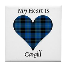 Heart - Cargill Tile Coaster