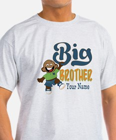 Happy Silly Big Brother Monkey T-Shirt