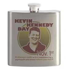 Kevin Kennedy Day Flask