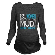 Real Women Do It In The Mud (Aqua Mud Slut) Long S