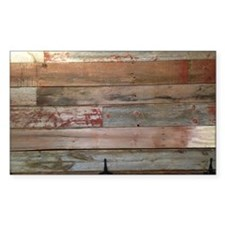 rustic barnwood western countr Decal