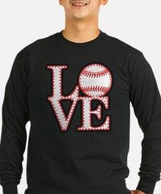 Love Baseball Classic Long Sleeve T-Shirt