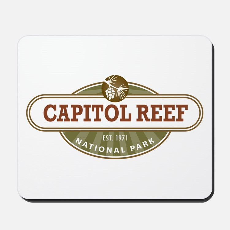 Capitol Reef National Park Mousepad
