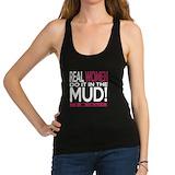 Mud run Tank Top