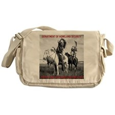 NDN Warriors Homeland Security Messenger Bag