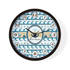 Unique Wheel Wall Clock