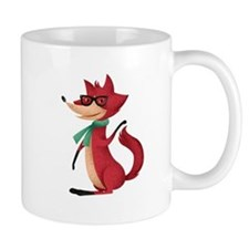 Smart Fox Mug