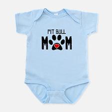 Pit Bull Mom Body Suit