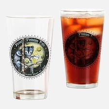The Frosty 'Possum Pub Drinking Glass