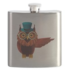 Wise Owl Flask