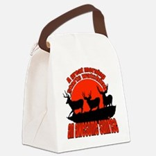 Awesome sunrise Canvas Lunch Bag