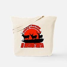 Awesome sunrise Tote Bag