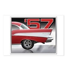 1957 Chevy Belair Postcards (Package of 8)