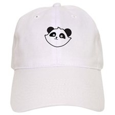 Cute Panda Face Cap