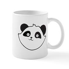 Cute Panda Face Mugs