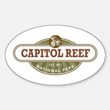 Capitol Reef National Park Decal