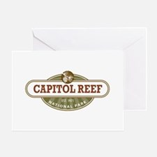 Capitol Reef National Park Greeting Cards