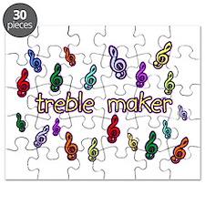 Treble Maker Puzzle