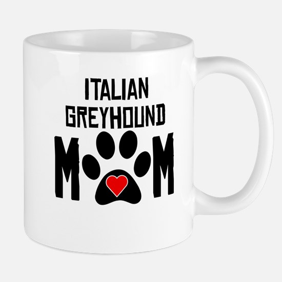 Italian Greyhound Mom Mugs