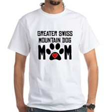 Greater Swiss Mountain Dog Mom T-Shirt