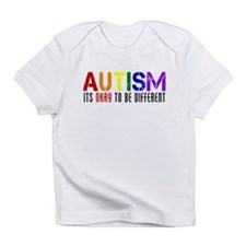 Autism Different Infant T-Shirt