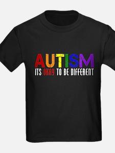 Autism Different T-Shirt