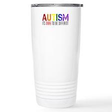 Autism Different Travel Mug