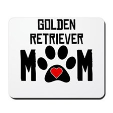 Golden Retriever Mom Mousepad