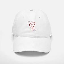 Kerry Blue Heart Belongs Baseball Baseball Cap