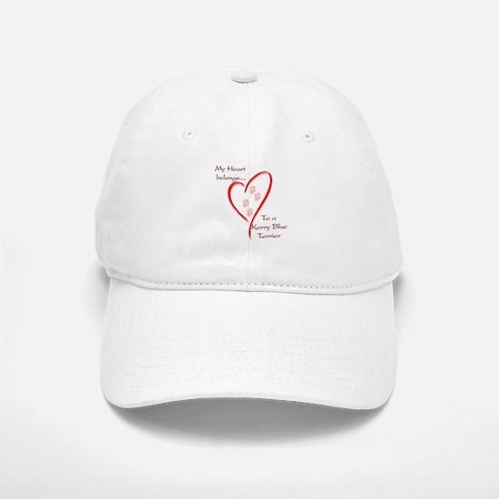 Kerry Blue Heart Belongs Cap