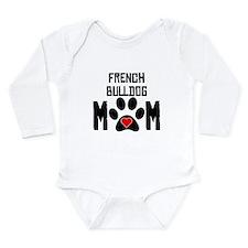 French Bulldog Mom Body Suit
