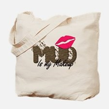 Mud is My Makeup Tote Bag