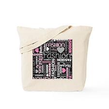 Fashion Love  Tote Bag