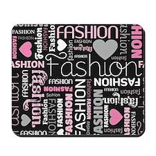 Fashion Love  Mousepad