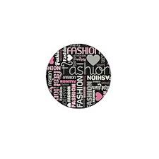 Fashion Love  Mini Button