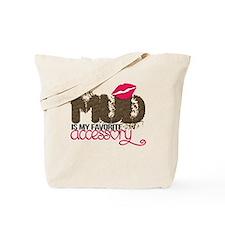 Mud is My Favorite Accessory Tote Bag