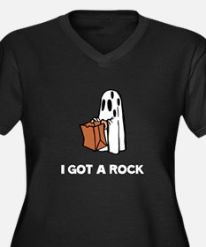 Got A Rock Halloween Plus Size T-Shirt
