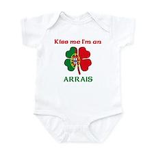 Arrais Family Infant Bodysuit