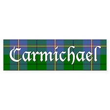 Tartan - Carmichael Bumper Sticker