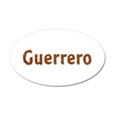 Guerrero Fall Leaves Wall Decal