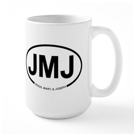 JMJ Large Mug