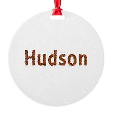 Hudson Fall Leaves Ornament